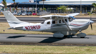 N288SP - Cessna 206H Stationair - Private