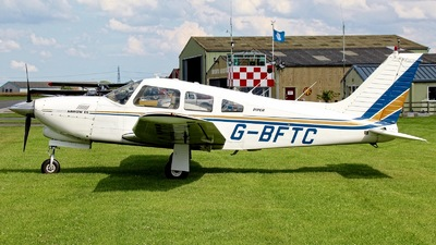 A picture of GBFTC - Piper PA28R201T - [28R7803197] - © Jez-UK