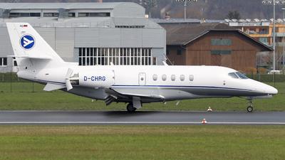 A picture of DCHRG - Cessna 680A Citation Latitude - Hahn Air - © Karl Dittlbacher