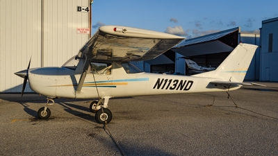 N113ND - Cessna 150H - Cirrus Aviation