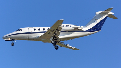 OY-NLA - Cessna 650 Citation III - North Flying