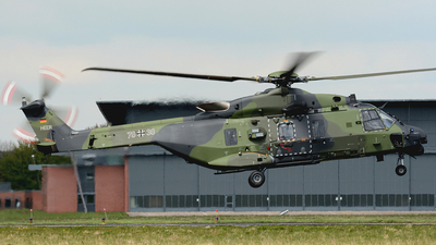 78-38 - NH Industries NH-90TTH - Germany - Army