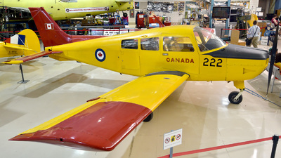 134222 - Beechcraft CT-134 Musketeer - Canada - Royal Air Force