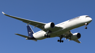A picture of DAIXJ - Airbus A350941 - Lufthansa - © ms spot