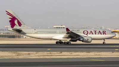 A picture of A7ACI - Airbus A330202 - Qatar Airways - © Oleksiy Naumov