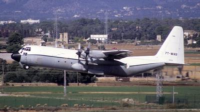 7T-WHB - Lockheed C-130H-30 Hercules - Algeria - Air Force