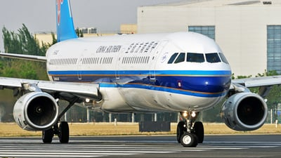 B-6342 - Airbus A321-231 - China Southern Airlines