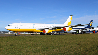 V8-001 - Airbus A340-212 - Brunei - Sultan's Flight