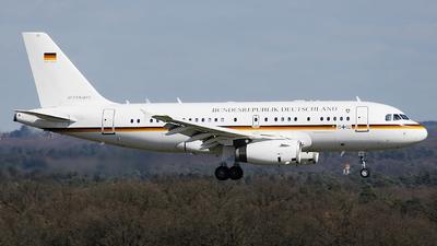 15-02 - Airbus A319-133X(CJ) - Germany - Air Force