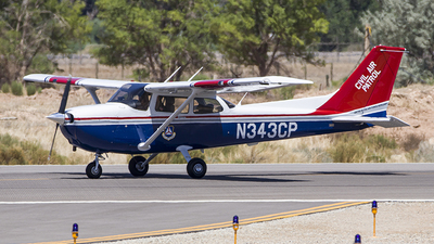 N343CP - Cessna 172S Skyhawk - United States - US Air Force Civil Air Patrol