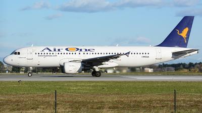 A picture of IWEBA - Airbus A320214 - [3138] - © Mattia Longo