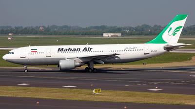 EP-MNR - Airbus A300B4-603 - Mahan Air