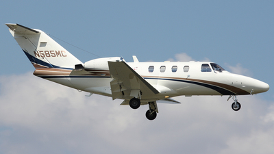 N585MC - Cessna 525 Citation CJ1 - Private