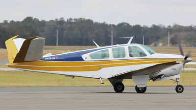 N4685M - Beechcraft V35B Bonanza - Private