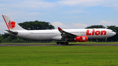 PK-LEG - Airbus A330-343 - Lion Air