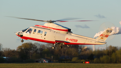 D-HOSB - Sikorsky S-76A - Wiking Helikopter Service