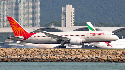 VT-ANP - Boeing 787-8 Dreamliner - Air India