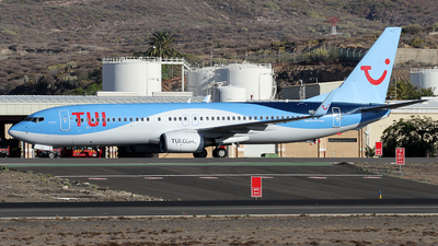 A picture of OOTUX - Boeing 73786N - TUI fly - © Alfonso Solis