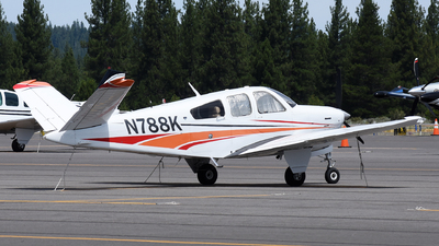 N788K - Beechcraft V35B Bonanza - Private