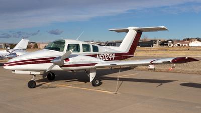 N60244 - Beechcraft 76 Duchess - Private