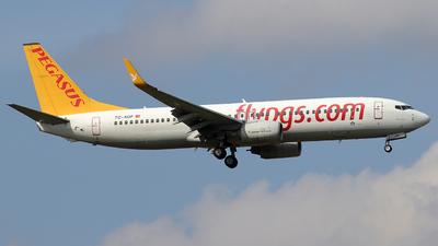 TC-ADP - Boeing 737-82R - Pegasus Airlines