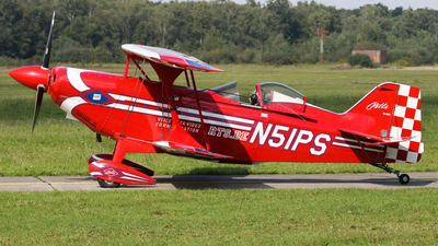 N51PS - Aviat S-2C Pitts Special - Private
