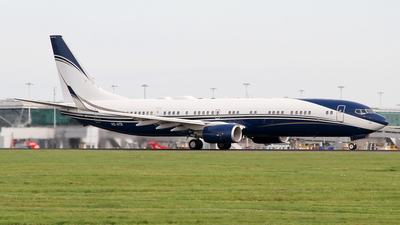 HZ-ATR - Boeing 737-9FGER(BBJ3) - Private