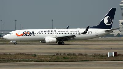 B-1745 - Boeing 737-85N - Shandong Airlines