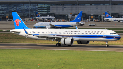 B-321Z - Airbus A321-253NX - China Southern Airlines