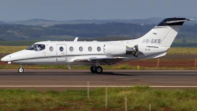 PR-SKB - Hawker Beechcraft 400A - Private