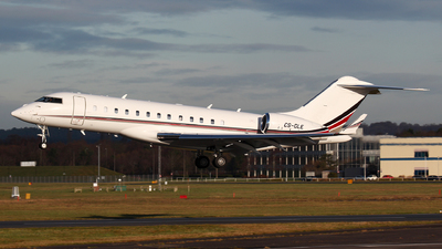 CS-GLE - Bombardier BD-700-1A10 Global 6000	 - NetJets Aviation