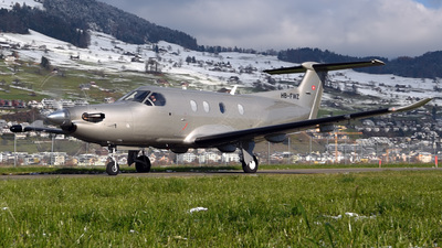 HB-FWZ - Pilatus PC-12/47E - Fly 7 Executive Aviation