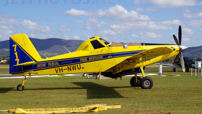 VH-NWU - Air Tractor AT-802A - R & M Aircraft