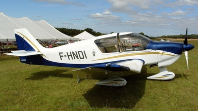A picture of FHNDI - Robin DR400140 B - [2663] - © Glyn Charles Jones