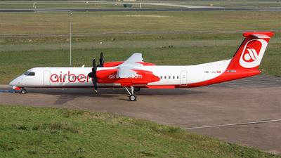 A picture of HBJIJ - De Havilland Canada Dash 8400 - [4184] - © Sandra