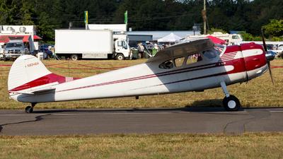 N9348A - Cessna 195B - Private