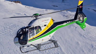 HB-ZLR - Eurocopter EC 120B Colibri - Swiss Helicopter AG