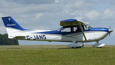 G-JANS - Reims-Cessna FR172J Reims Rocket - Private