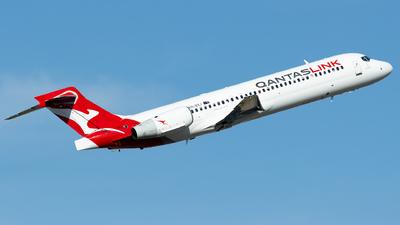 A picture of VHNXJ - Boeing 7172BL - Qantas - © Thimo van Dijk