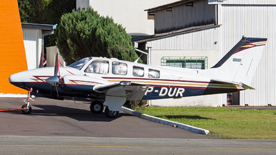 PP-DUR - Beechcraft G58 Baron - Private