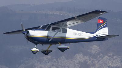 HB-CMC - Cessna 175 Skylark - Private