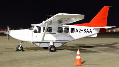 A2-SAA - Gippsland GA-8 Airvan - Safari Air