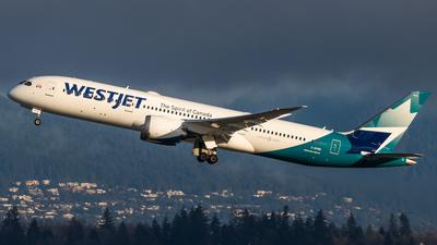 C-GYRS - Boeing 787-9 Dreamliner - WestJet Airlines