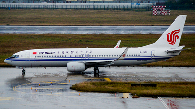 B-1531 - Boeing 737-89L - Air China