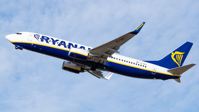 EI-DHY - Boeing 737-8AS - Ryanair