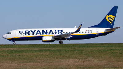 A picture of 9HQEH - Boeing 7378AS - Ryanair - © Lennart Boettcher