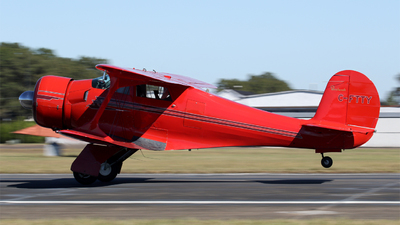 C-FTTY - Beechcraft D17S Staggerwing - Private