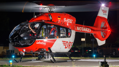 D-HDSZ - Airbus Helicopters H145 - DRF Luftrettung