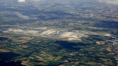 EDDM - Airport - Airport Overview
