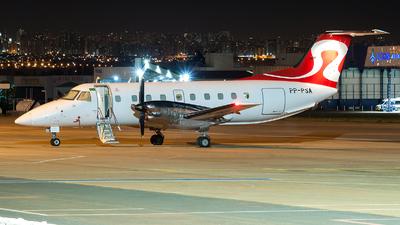 PP-PSA - Embraer EMB-120ER Brasília - Rico Linhas Aéreas